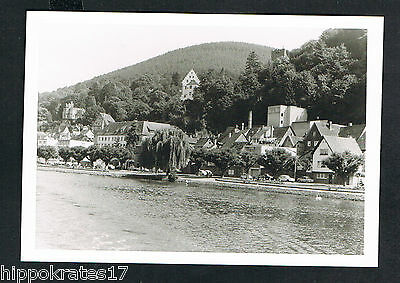 MILTENBERG, altes Foto vintage Photo, Straße Autos Unterfranken /59c