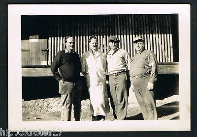 FOTO vintage PHOTO, Deutsche Soldaten Gefangenschaft WW2 american captivity (31)