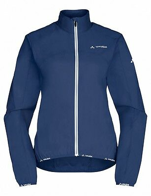 Vaude Air Jacket II Radjacke Windjacke Damen sailor blue
