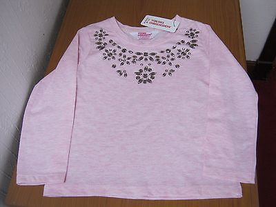 BNWT: Pink Sequin Top from Primark Size 3/4 yrs