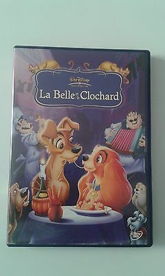 Dvd Disney La Belle Et Le Clochard