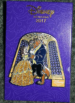 Disney 2017 Visa Beauty and the Beast Belle Dancing Pin, New, Free Shipping
