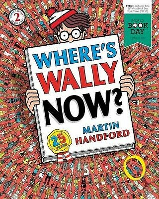 Where's Wally Now? by Martin Handford (World Book Day 2012)