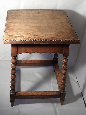 Antique? Table Apprentice? Piece Salesman's? Sample With Bobbin? Style Legs