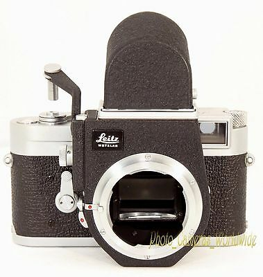 Visoflex III Reflex Housing + OTXBO Finder - Turns LEICA M into 35mm SLR Camera