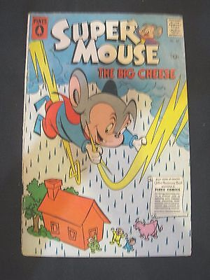 Super Mouse # 45 Gd/vg