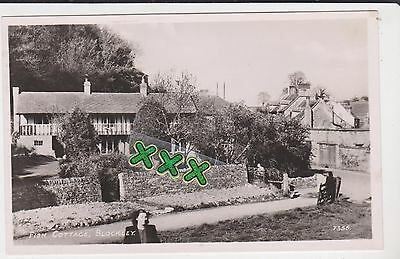 R A Series Photo Postcard - Fish Cottage, Blockley ( Moreton In Marsh )