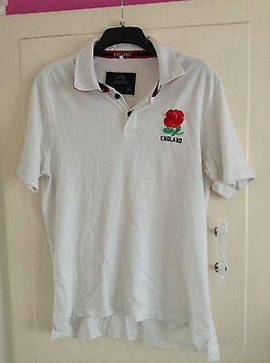 Mens England Rugby Shirt Size Xl
