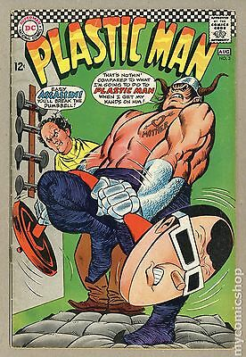 Plastic Man (1966 1st Series DC) #5 VG 4.0 LOW GRADE