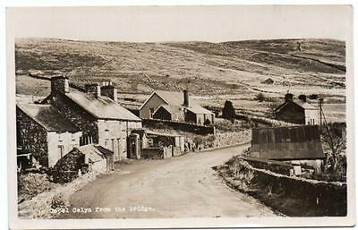 Early CAPEL CELYN Village  Treweryn Bala Meirionethshire   Photo Postcard
