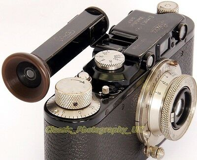 EARLY Leica WINKO Horizontal Mount Right Angle Finder Made by LEITZ Wetzlar 1929