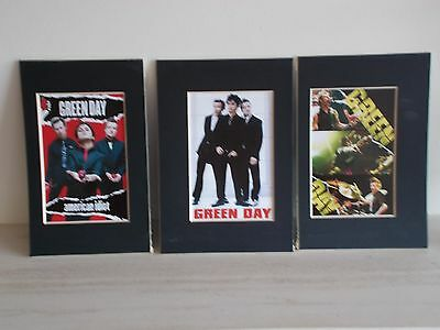 3 X Green Day pictures