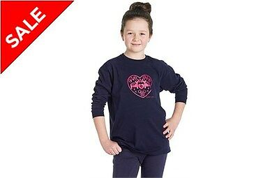 New Kids  Harry Hall Bamford Long Sleeve Relaxed Fit Tshirt Top Childs 3-4 Years