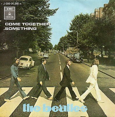 The Beatles, Sg, Come Together + 1,spanish Edit.1969