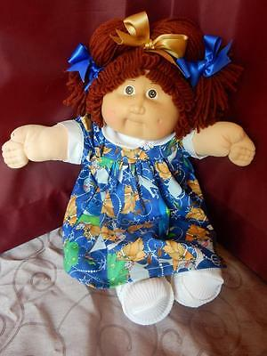 Cabbage Patch Beautiful Vintage Coleco Cabbage Patch Kid 78-82