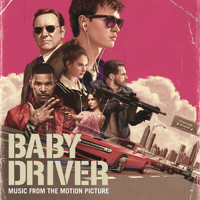 Various Artists - Baby Driver (Music From the Motion Picture) [New Vinyl LP] Gat