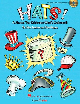 Hal Leonard Hats! A Musical That Celebrates What's Underneath (Classroom Kit)