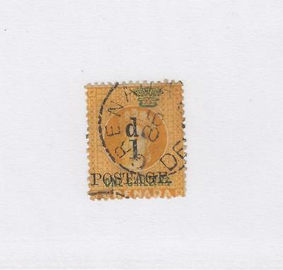 Grenada # 28 Son Cancel Cat Value $45+