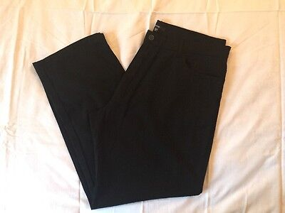 Men's George at Asda Black Trousers 40 Waist