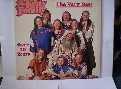 LP The Kelly Family The Very Best Over 10 Years