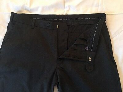 Men's Jeff Banks Grey Trousers Size 40 Waist