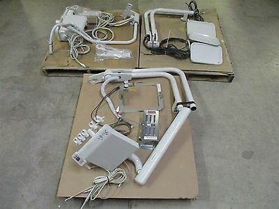 Pelton & Crane SET15 Dental Delivery System w/ Control Box for Chair Attachment