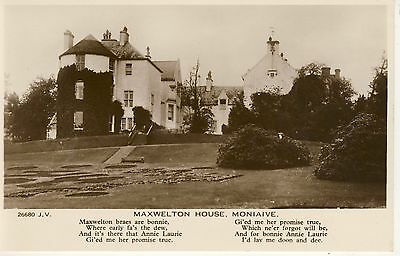 Maxwelton House Moniaive Dumfries Scotland