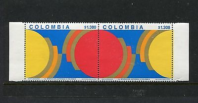 Colombia 1157, MNH, Japanese Immigration to Colombia 1999. x23448