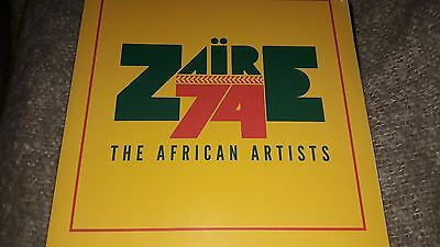 Various Zaire 74 The African Artists 3x Vinyl LP Wrasse WRASS350 NEW & SEALED