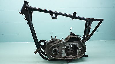 Harley-Davidson XLH1000  1974 Harley Sportster Ironhead XLH1000 XLH XL 1000 XLCH *1379 FRAME CASES TITLE