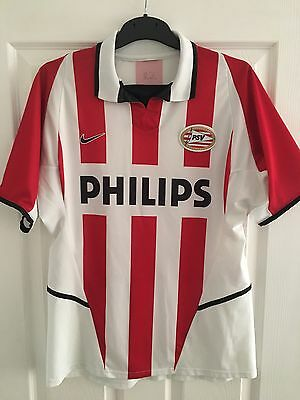 *S* 2002/03 PSV EINDHOVEN Home Football Shirt