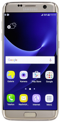 Samsung Galaxy S7 edge 32GB gold-platinum NEW