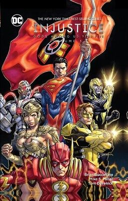 INJUSTICE GODS AMONG US YEAR FIVE VOL 3, Buccellatto, Bruce, 9781...