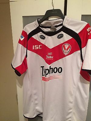 St Helens Rugby League Shirt 4xl