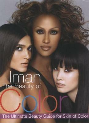 NEW The Beauty of Colour By Iman Paperback Free Shipping