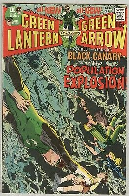 Green Lantern #81 December 1970 VG+ Neal Adams Art