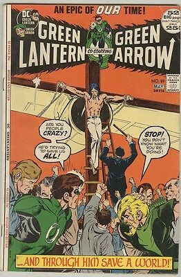 Green Lantern #89 April 1972 VF Neal Adams Art