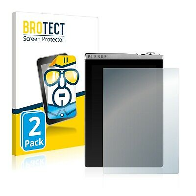 2x BROTECT Film Protection pour Cowon Plenue D Protecteur Ecran
