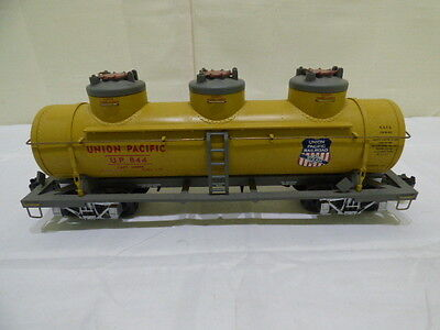 Aristo-Craft G Gauge UP 844 Triple Dome Tank Car