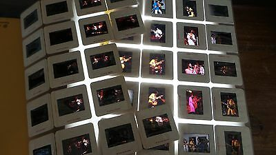 Peter Allen At The Roxy Vintage  Lot Of 35Mm Slide Transparency Photo #
