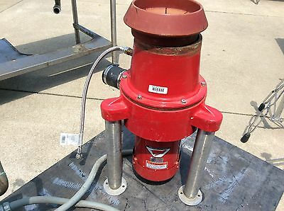 Red Goat A2P-R7 Commercial Heavy Duty Disposer Food Waste Disposal with controls