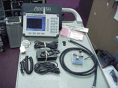 Anritsu S820D SiteMaster Broadband Cable & Antenna Analyzer w/ 11 GHZ CAL KIT