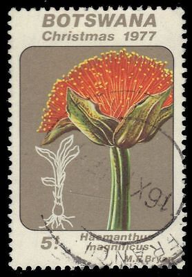 "BOTSWANA 194 (SG407) - ""Haemanthus magnificus"" Lily (pf56060)"