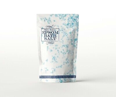Epsom Fine Bath Salts - 500g (SALT500EPSO)