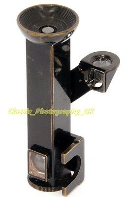 1933 Leitz WINTU Angle Viewfinder / Right-Angle Finder for LEICA 35mm Cameras