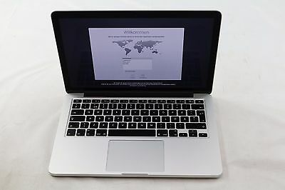 "Apple MacBook Pro RETINA 13,3"" 2,8 GHz i7 16 GB RAM 512 GB SSD Vom Händler #893"