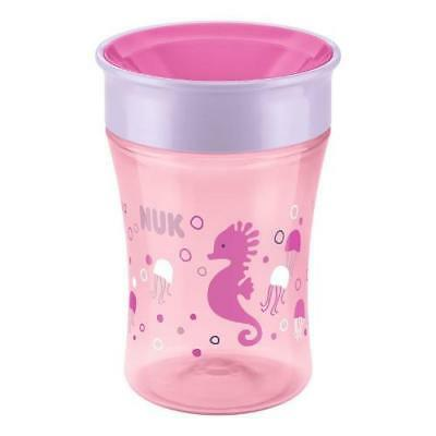 NUK Magic Cup Grüner Elefant