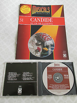 Candide . . . . Compact Disc With Glossy Colourful Brochure