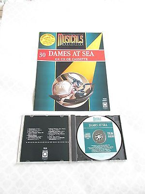 Dames At Sea . . . . Compact Disc With Glossy Colourful Brochure