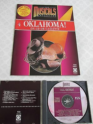 Oklahoma! . . . . Compact Disc With Glossy Colourful Brochure